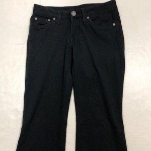 Lucky Jeans Black Boot Cut Super Stretch 4/27